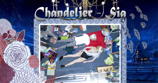 Chandelier - Sia | Music Letter Notation with Lyrics for Flute ...
