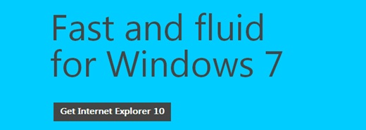 internet explorer baru untuk windows 7