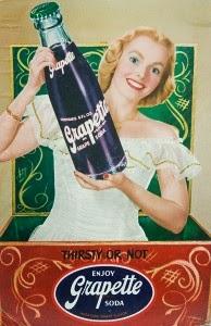 História do Refrigerante Grapette: original dos Estados Unidos e sucesso no Brasil.