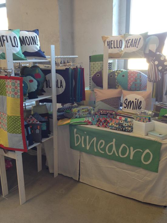 binedoro Blog, Designmarkt, Handmade-Markt, Oberhausen, Genähtes, Tipps für Aussteller