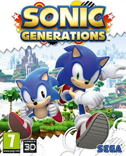 Game Sonic Generations 2011