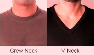 Round and V neck Sweaters