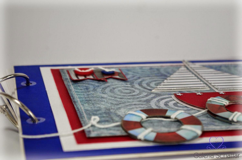 łódka i żagle z papieru scrapbooking wrocław galeria schaffar