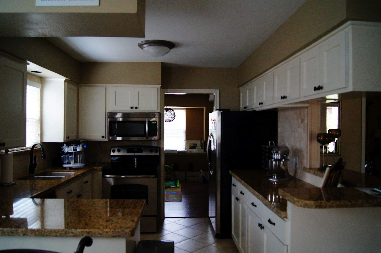 The Sunny Side of Life Kitchen Remodel
