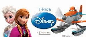 Compra en la Tienda Disney