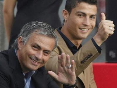 El PSG si intentará fichar a Cristiano y Mourinho