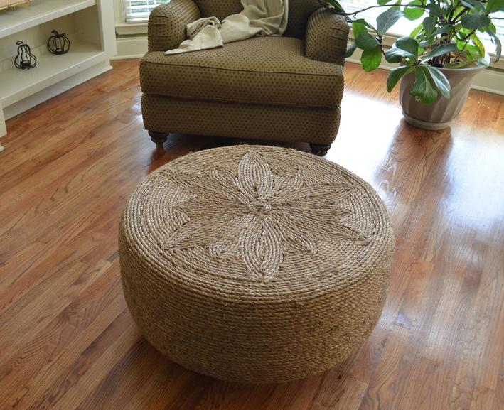 Positiva creativa reciclaje creativo muebles con materiales reciclados paso a paso - Como reciclar muebles ...