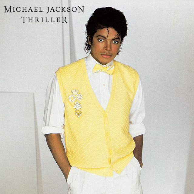 "Há exatamente 28 anos, Michael lançava o single ""Thriller"" 7.7+Thriller+%252823+jan+1984%2529"