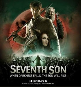 Seventh Son (2015) HD Movie  poster