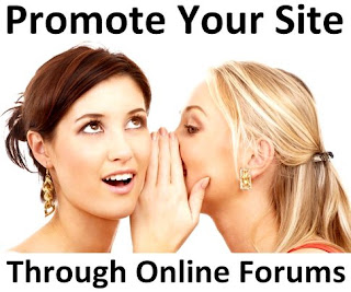 Forum posting is great way of marketing your site. You should adopt Forum marketing if you want to pull a good number of traffic to your site.It's an important part of SEO.