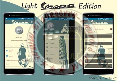 BBM Mod Unik Tema Light Verpa Edition Terbaru v2.10.0.31 Apk