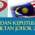 Hoki Piala Sultan Johor 2015 Jadual Dan Keputusan Terkini