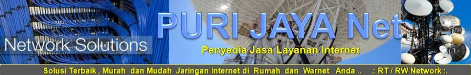 Penyedia Jasa Layanan Internet [ Fast and Reliable Partner for Internet ]