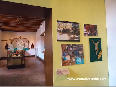 Exposicion en el Museo de Artes e Industrias Populares de Patzcuaro