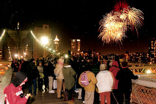 new year celebration in america