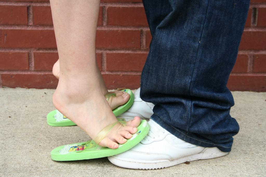Feet Teens 54
