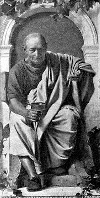 Quintus Horatius Flaccus (Horace) Clip Art