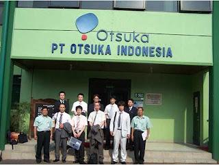 Lowongan Kerja PT. Otsuka Indonesia November 2012