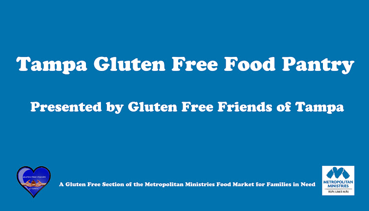 Tampa Gluten Free Food Pantry