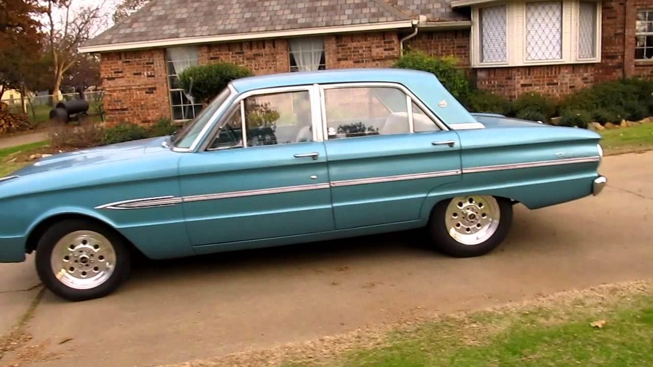A 1963 Ford Falcom