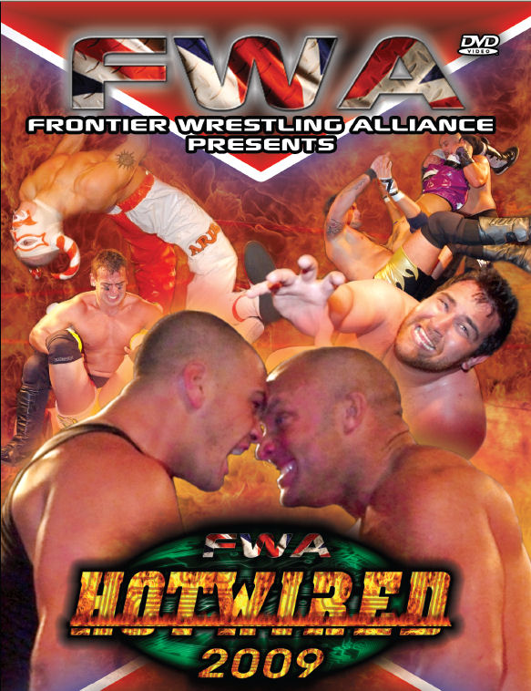 The Two Sheds Review: FWA Hotwired 2009 - DVD Review