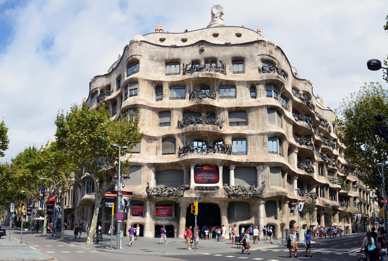 Los argumentos de jencks para elegir a gaud como el for Arquitectura y urbanismo
