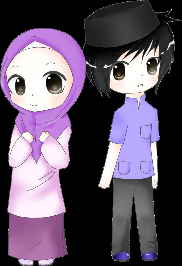 Ahmad Akmal Abulhasan Assaleh Jinggo Anime Muslim