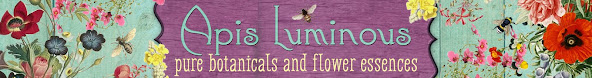 Apis Luminous Pure Botanicals and Flower Essences