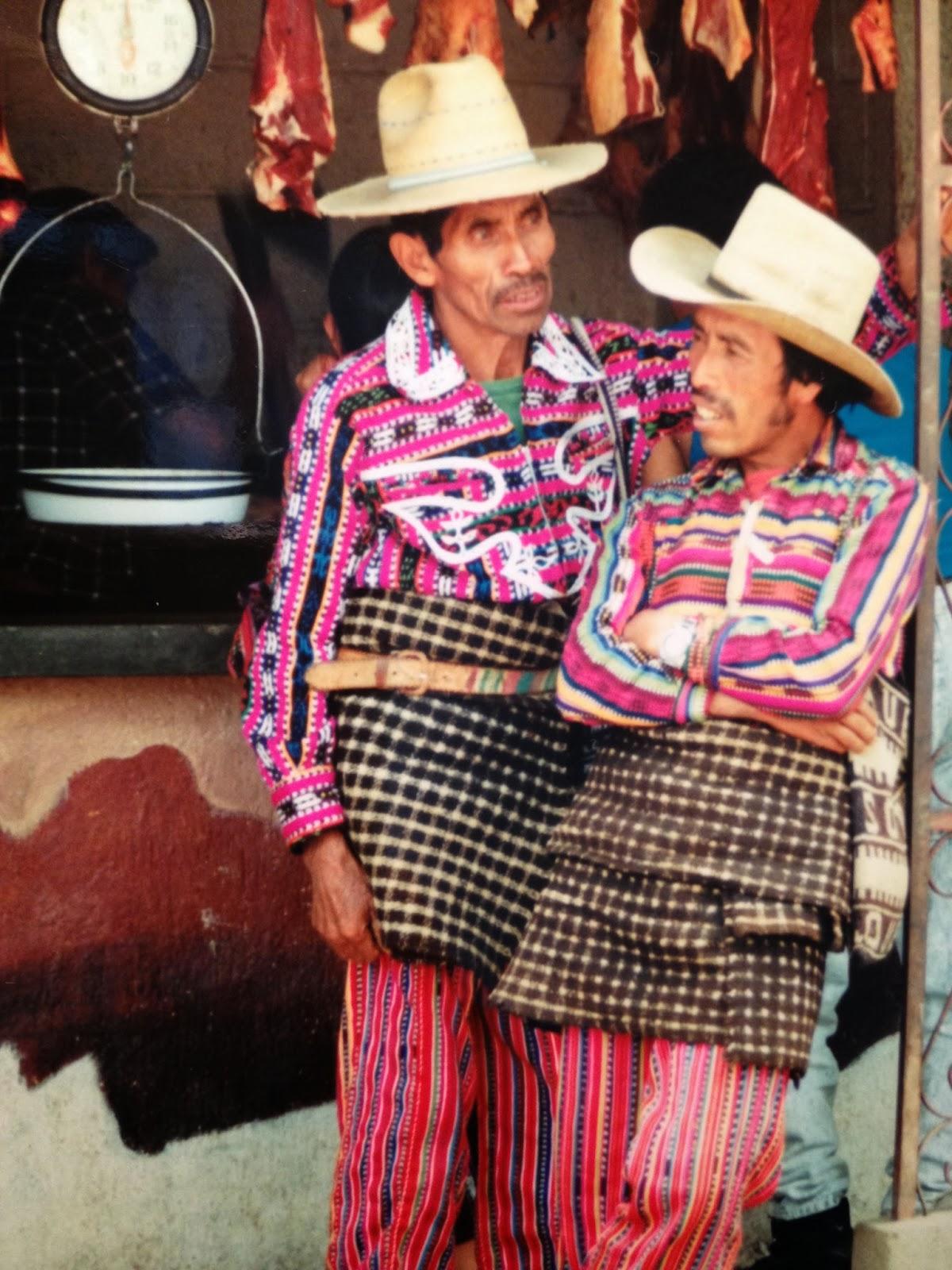 Solola Market in Guatemala
