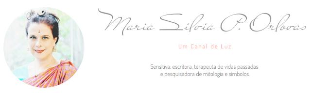 Um Canal de Luz por Maria Silvia Orlovas