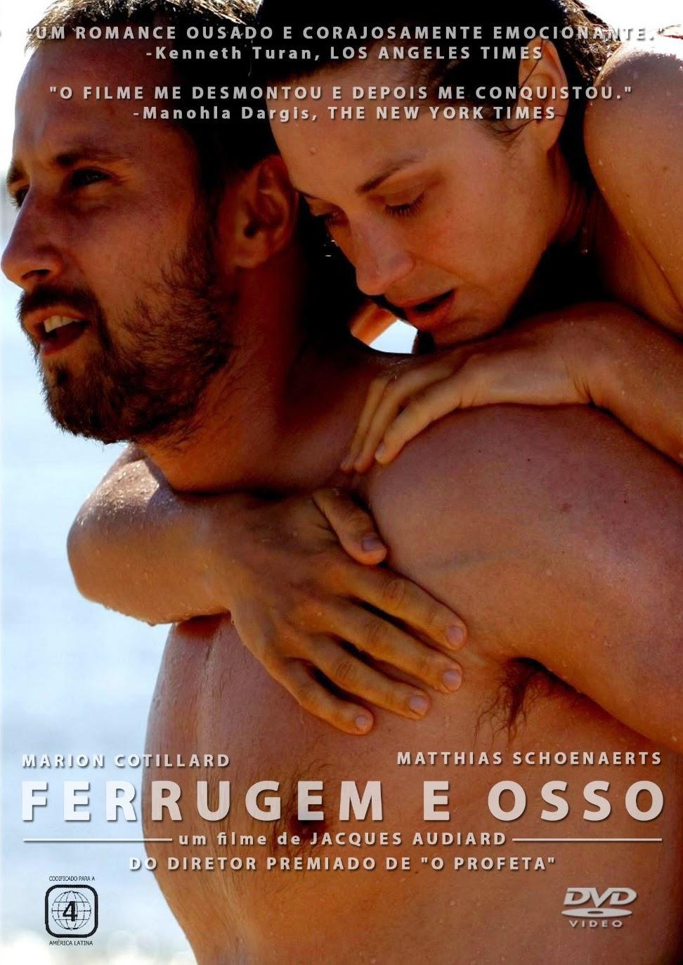 Ferrugem e Osso – Dublado (2012)