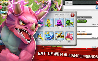 Download Raid of Dino v1.6 Apk Full