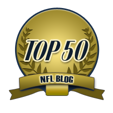 A top 50 NFL Blogs by SportsMemorabilia.com