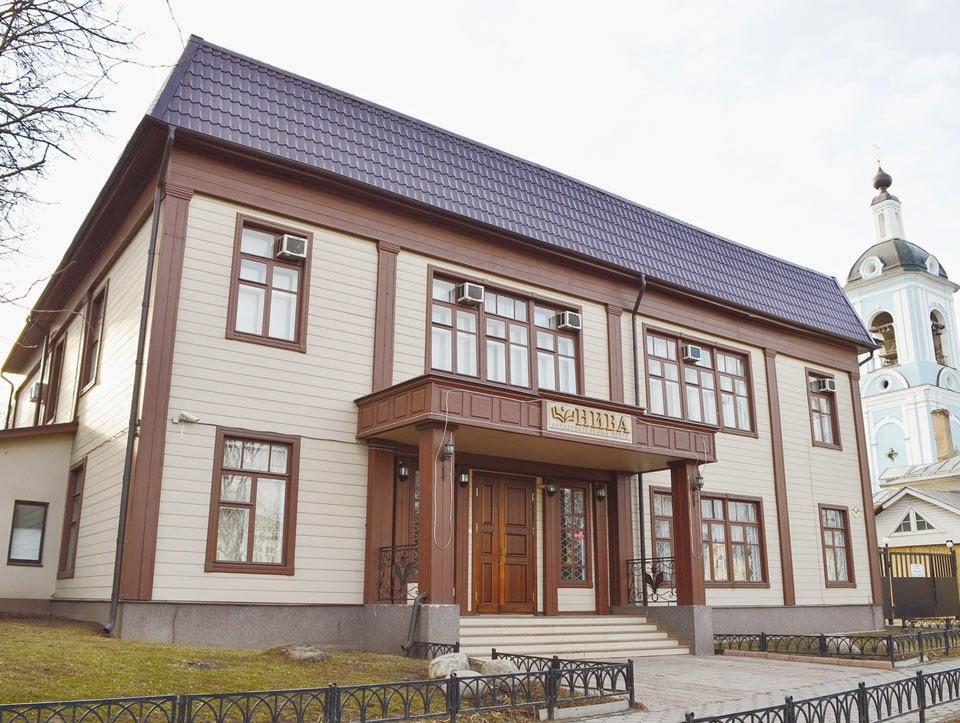 Образовательный центр НИВА, Сергиев Посад, nivasposad.ru