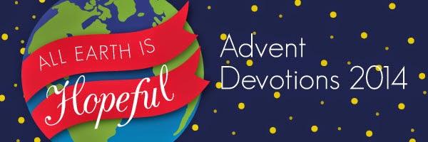 Advent devotions 2014