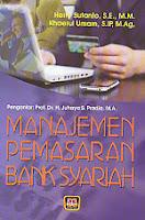 toko buku rahma: buku MANAJEMEN PEMASARAN BANK SYARIAH, pengarang herry sutanto, penerbit pustaka setia