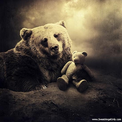 funny_picture_bear_with_teddy_bear_vandanasanju.blogspot.com