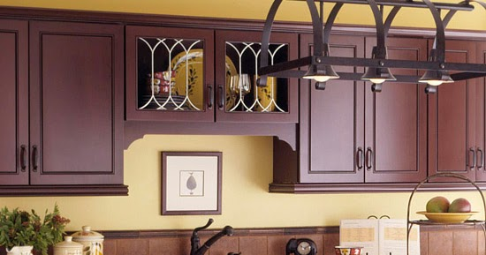 Kitchen cabinet wood choices home appliance
