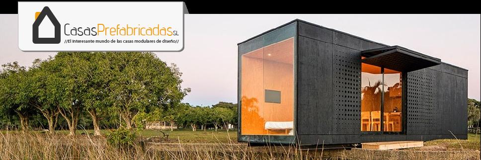 Casas modulares y prefabricadas de diseño