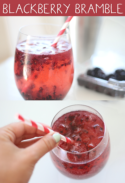 Blackberry Bramble Recipe