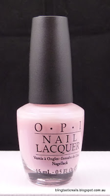 OPI I Pink I Love You