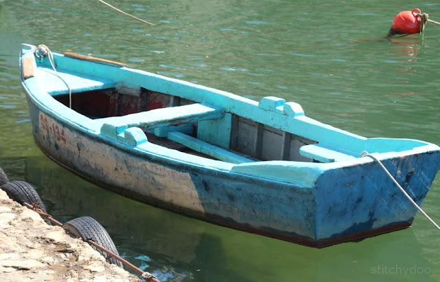 Omis {Kroatien - Adria - Dalmatien} - Boot