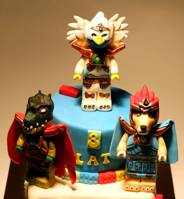 Lego Chima Cake Toppers - Best Cake Toppers in London