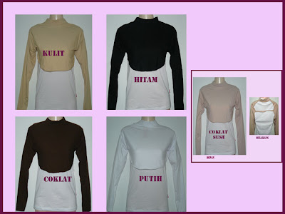 ... manset menyusui, pilihan warna : kulit, hitam, coklat, putih. @Rp. 30