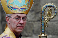 Archbishop Justin, Primate of the Church of England