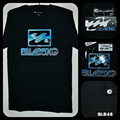 Kaos Surfing Billabong Kode BLB48