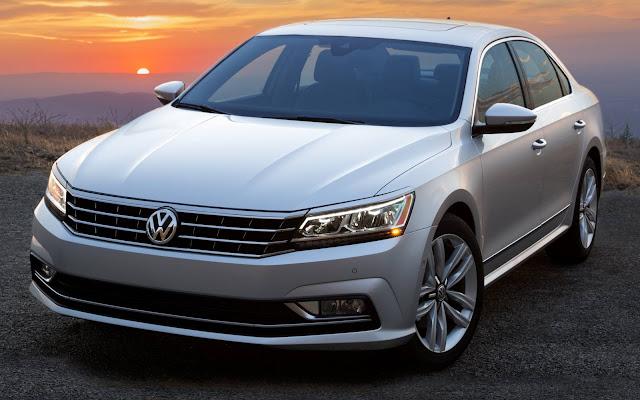 Novo VW Passat 2016