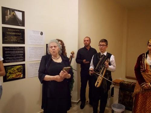 Άνοιξε τις πύλες της η νέα βιβλιοθήκη της Ευξείνου Λέσχης Ποντίων Νάουσας