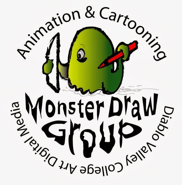 Monster Draw Logo