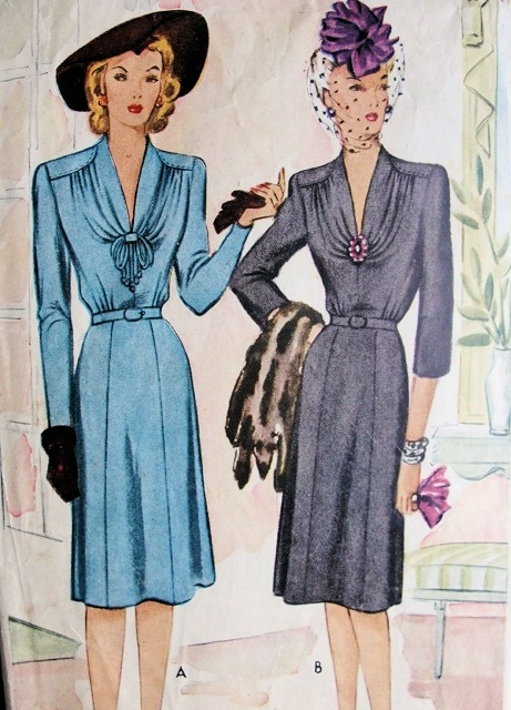 vintage clothing 1940 s dresses and accessories